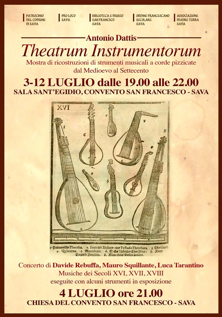 Theatrum Instrumentorum