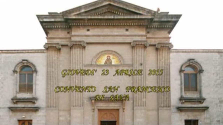 presentazione del Libro: i Francescani nel Salento